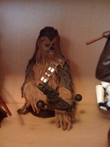 Chewbacca - Gentle Giant bust