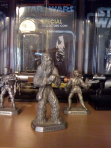 Chewbacca - radcliffe pewter