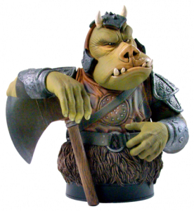 Gentle Giant Gamorrean Guard