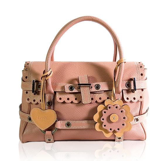 """cbb6612797c9 Oops…Luella Scallop Baby Giselle… by a99kitten. Fashion. """"The Luella Gisele  bag was launched in ..."""